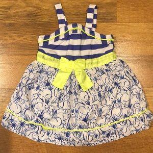 12m Cat & Jack Bunny Dress